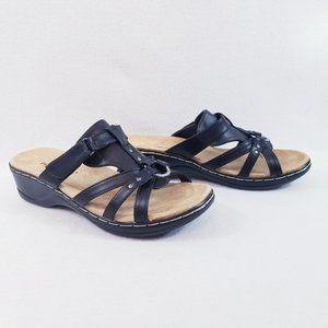 Pierre Dumas Aleisha-7 Black Sandal - 10 - New